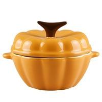 Fruit Shape Ceramics Bowl For Babies Food Feeding Tableware Kids Eco Friendly Tableware With Lid Baby Dinner Feeding Bowl Z838