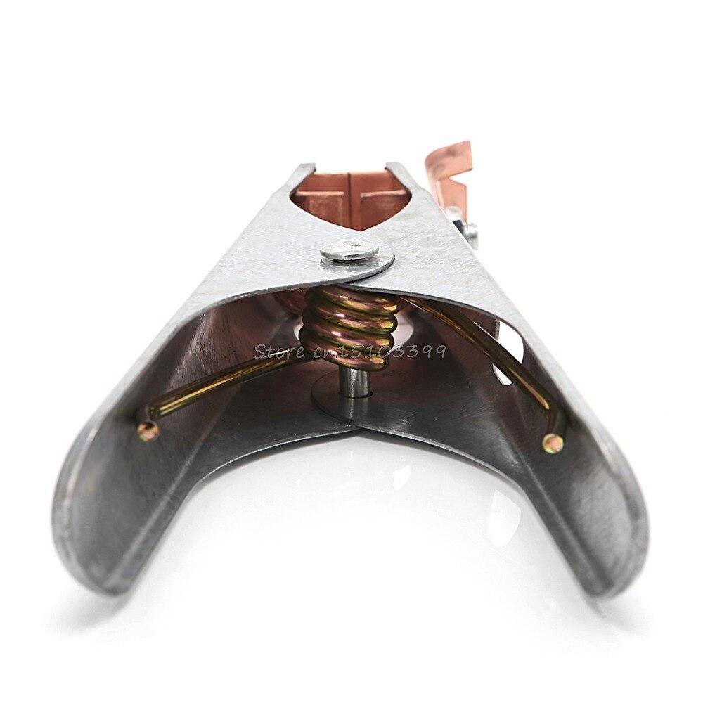 Сварочный ручной сварочный аппарат ARC заземляющий Кабель медная Ручка Скоба зажим 300A Прямая поставка