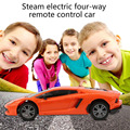 1:24 Дети Ребенок Электрический Пульт Дистанционного Управления Toys 4 Каналы Классический Быстрая Скорость Управления Гоночный Автомобиль Дети Toys Подарки Новый Горячий