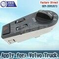 Заводские Прямые запчасти для грузовиков переключатель W/H/регулировка высоты лампы 20953573 применяются для Volvo