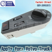 Factory Direct Truck parts Switch W/H/Lamp height adjusting 20953573 Apply for Volvo
