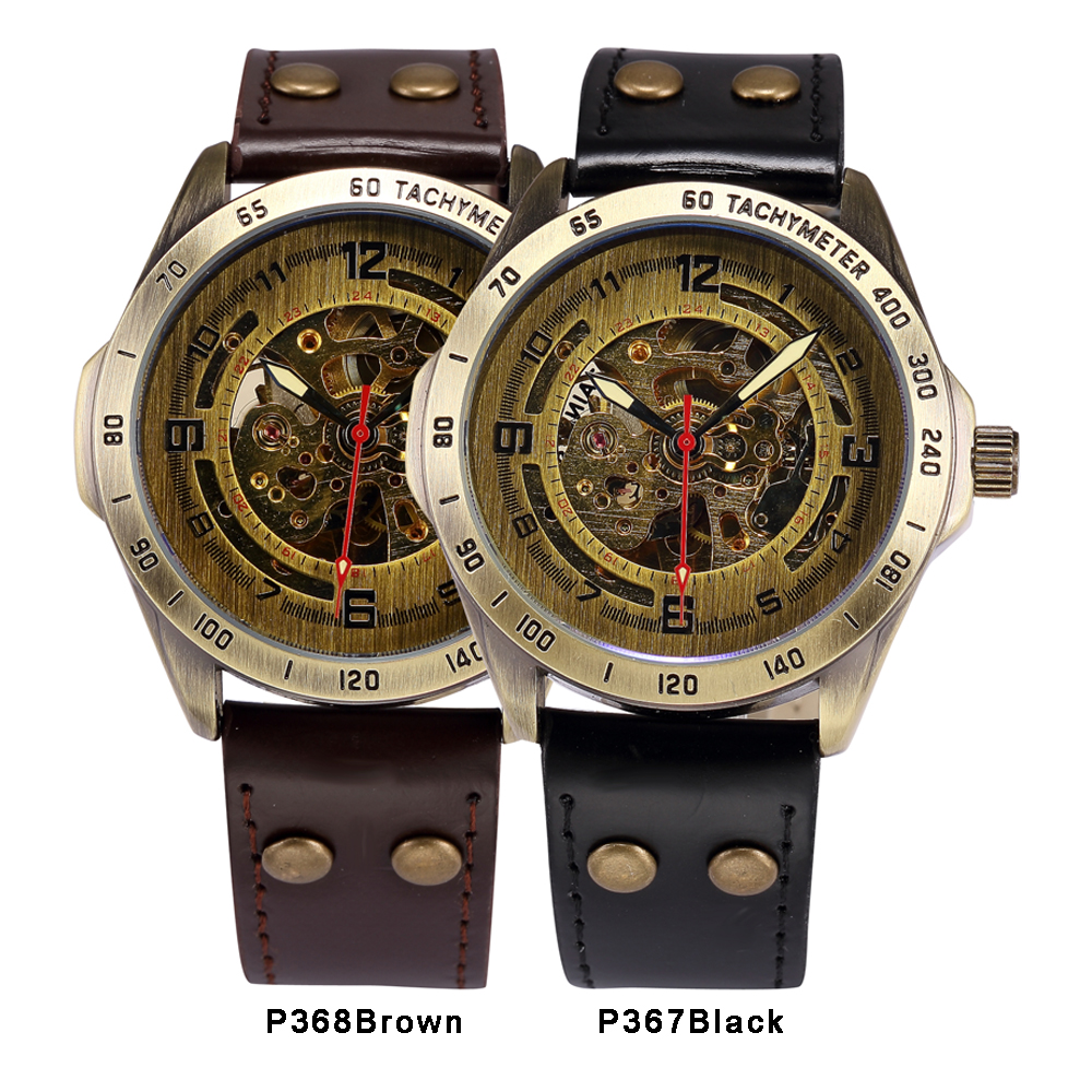 brown black watch