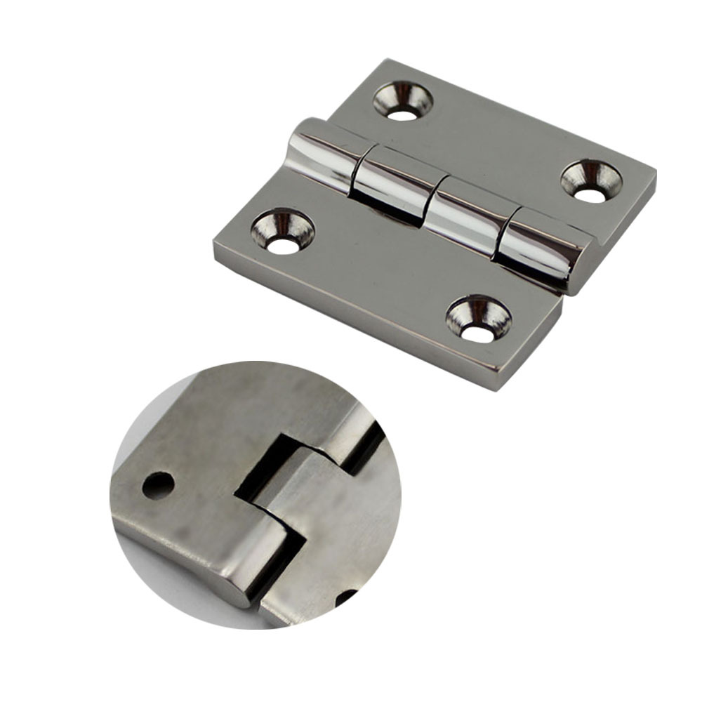 Image 4 - Stainless Steel Yatch Boat Door Bearing Butt Hinge Cabinet Drawer Jewellery Box Hinge Marine Hardware Boat Accessories Marine-in Marine Hardware from Automobiles & Motorcycles