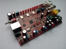 5VDC XMOS décodeur + PCM5102 + TDA1308M USB décodeur soutien 384 K pour amplificateur