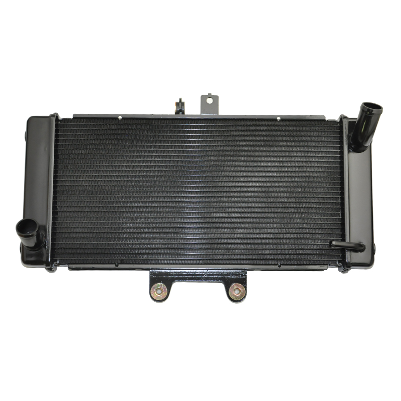 For Suzuki Bandit GSF650 GSF650S GSF650N 2007 2012 Motorcycle Engine Radiator Assy Aluminium Motor Bike Replace Cooling Cooler