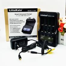 цена на Liitokala lii-500 LCD 3.7V/1.2V 18500/26650/16340/14500/10440/ 18650 Battery Charger lii500 charger