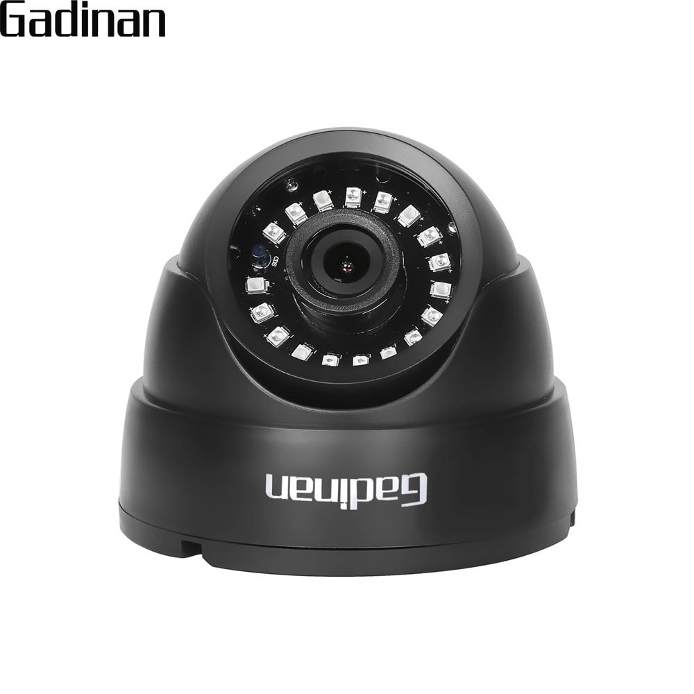 GADINAN SONY IMX323 Sensor 2MP AHD Camera AHDH 1080P 3.6mm Full HD CCTV Surveillance Security Night Vision Indoor Dome Camera ahwvse sony imx323 ahdh camera 1080p hd ahd camera full 1080p cctv security 3000tvl ahd h camera hd 2mp