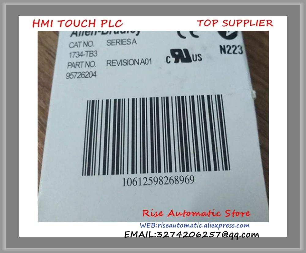 Brand New Original 1734-TB3 PLC 12 Number of Terminals Screw-clamp Terminal Base AssembliesBrand New Original 1734-TB3 PLC 12 Number of Terminals Screw-clamp Terminal Base Assemblies