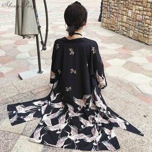 Image 4 - Japońskie kimono tradycyjna japońska tradycyjna sukienka koreańska tradycyjna sukienka japońska yukata japońska sukienka yukata V891