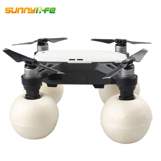 Floating Ball Landing Gear Extended Legs For DJI Spark Heightened Landing Gear Kit Invisible Protection DJI Spark Accessories