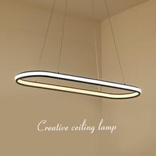 NEO gleam минимализм акриловые современный светодиодный Подвесные светильники для столовой Кухня зал Бар подвесной светильник AC85-265V подвесной светильник