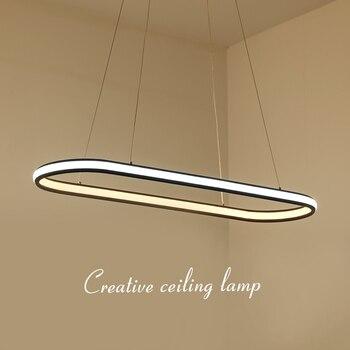 Neogleam minimalismo acrílico moderno Led luces colgantes para comedor  cocina Bar suspensión luminaria AC85-265V lámpara colgante >> NEO Gleam  CTTC ...