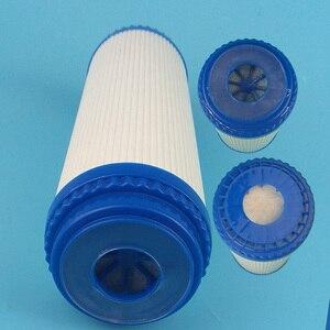 Image 4 - Filtro de água ativado gac para substituição, 3 peças, 10 polegadas, bloco de carbono ativado, purificador de substituição, cartucho de água, purificador de água, substituição udf