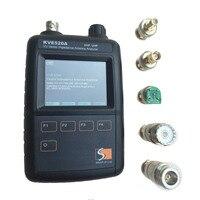 VHF/UHF VU векторное сопротивление антенна анализатор KVE520A с 5 шт. адаптеры
