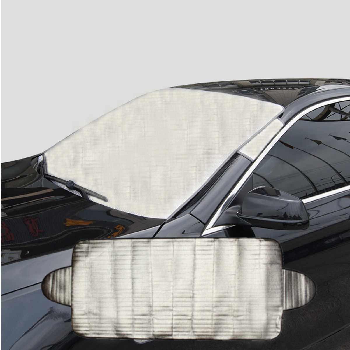 Parasol para parabrisas de coche con cubierta de coche, visera para Smart Forfour Fortwo Roadster Vauxhall Adam Astra Vectra Vxr8