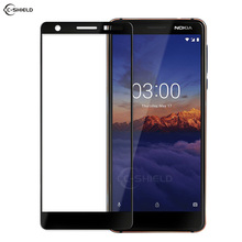 Полное покрытие Стекло для Nokia 3,1 31 TA-1063 TA 1063 1070 Экран Защитная пленка для Nokia3.1 TA1063 TA-1070 TA-1074 закаленное Стекло
