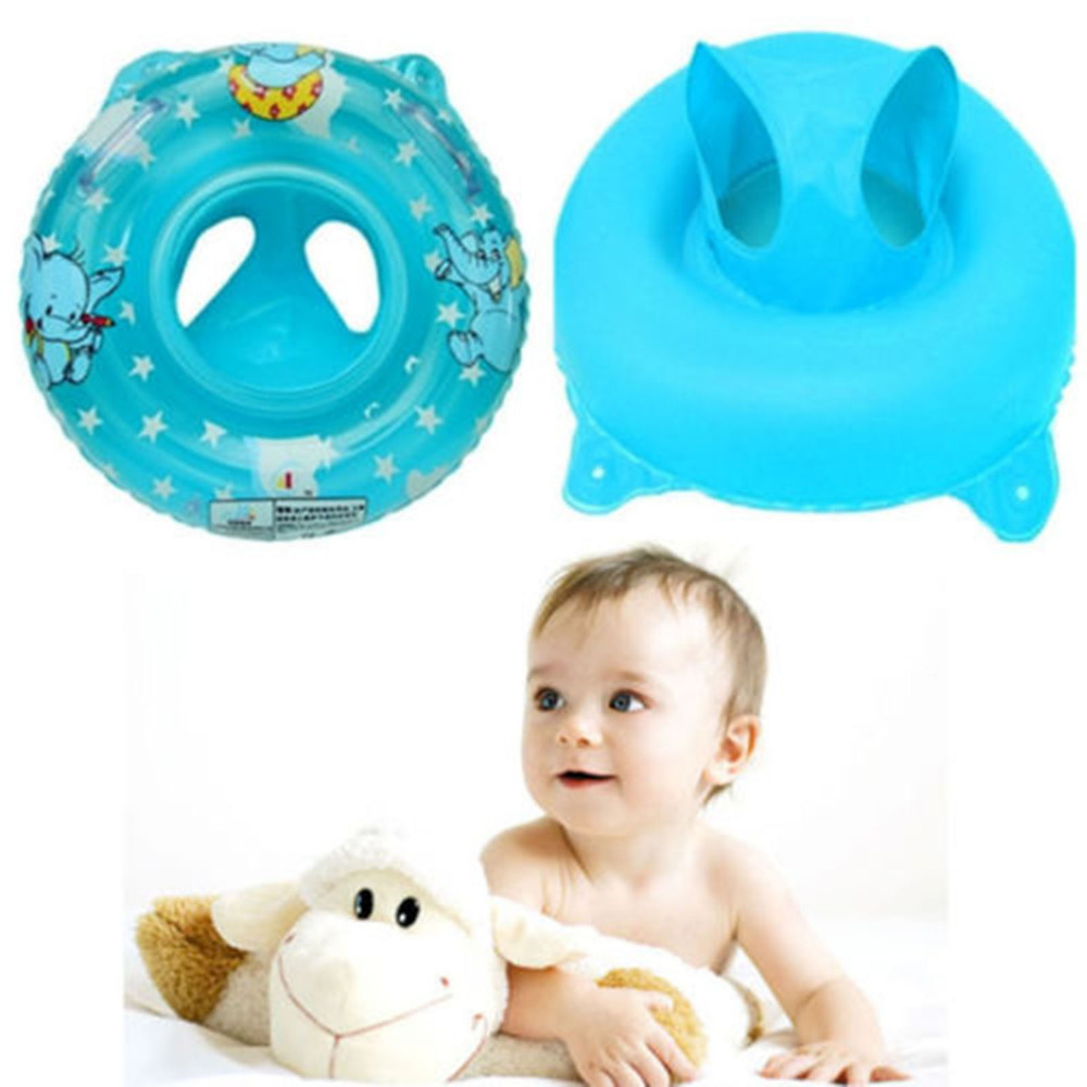 Gumay Inflatable Baby Child kids Safety Seat Float Swim Swimming ...