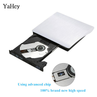 Blu ray Player External USB 3.0 DVD Drive Play 3D movies 25G 50G BD ROM CD/DVD RW Burner Writer Recorder for hp Laptops