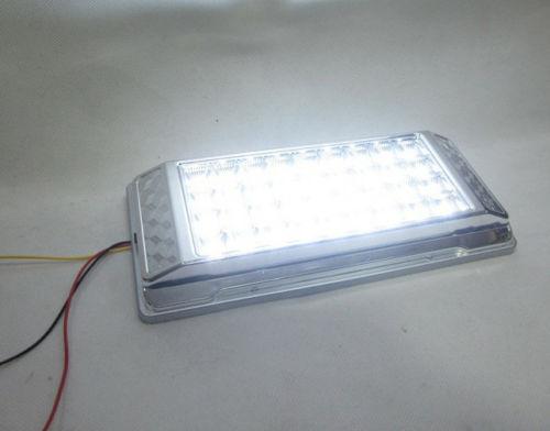 Car Ceiling Light: 36LED DC 12V White Vehicle Car Interior Roof Light Dome Cabin Ceiling Lamp  Light(China,Lighting