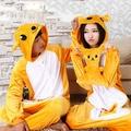 Canguru Canguru Onesies Pijama Kigurumi Animal Pijamas Mulheres Engraçado Adulto Cosplay Fantasias de Carnaval Meninas Dos Desenhos Animados Do Partido de Pijama