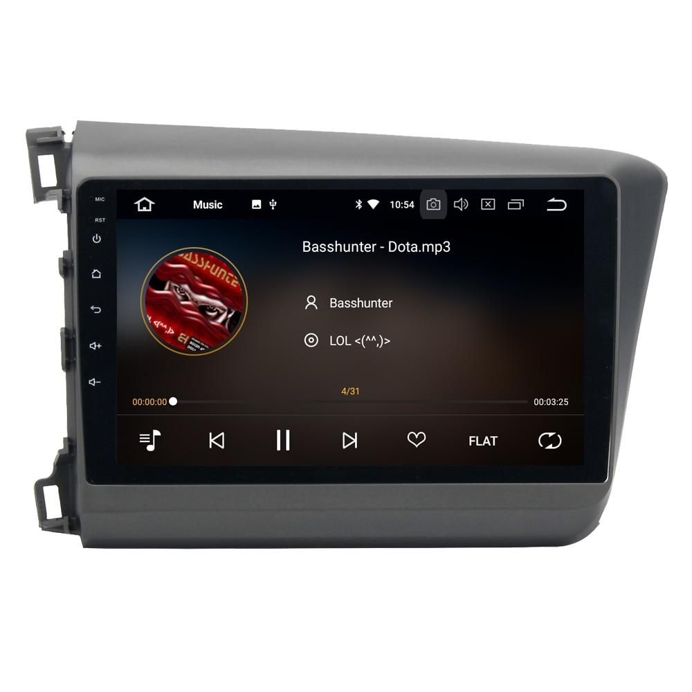 Cheap product android radio honda civic 2013 in Shopping World