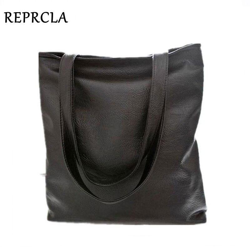 New Personalized PU Leather Women s Casual Bag Handbags Women Tote Trendy Bolsas Femininas Shoulder Bags