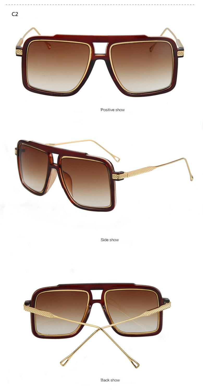 square sunglasses for women 2017