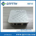 Оригинал FiberHome GPON ONU, один Порт Оптический Сетевой Терминал AN5506-01A МИНИ распространяется на режимах FTTH