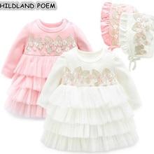 Newborn Baby Girl Clothes Princess Baby Girls Dress