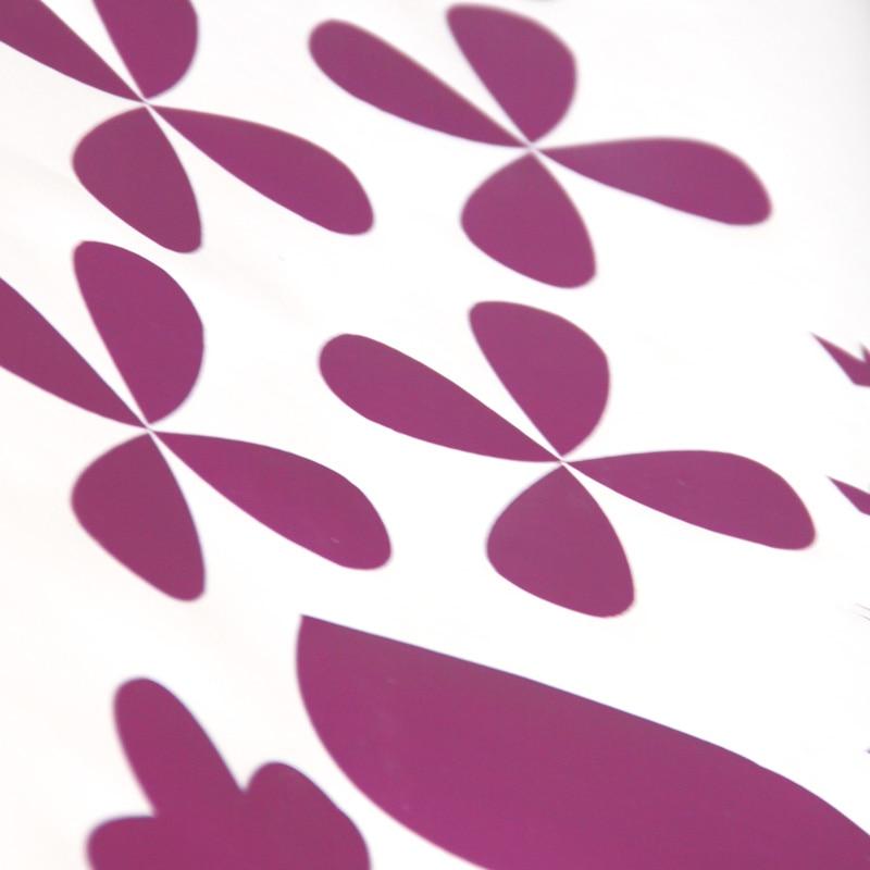 Owl Birds (Վինիլային) Wall Stickers Ծառերի - Տնային դեկոր - Լուսանկար 6