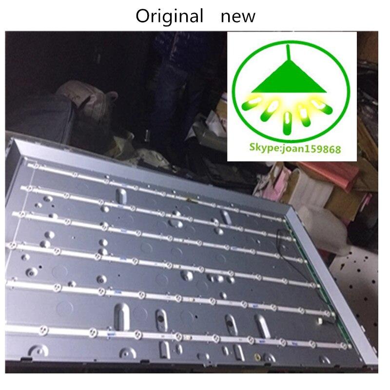 100 New original 12PCS Lot LED Backlight strip for LG 50LA620V 6916L 1276A 6916L 1273A 1272A