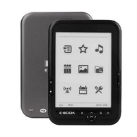 BK6006 HD 6 inch 4G/8G/16G Ereader Ebook Reader Comfortlight Pro book Reader