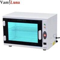 Venta VamsLuna 8L UV esterilizador herramienta gabinete con temporizador esterilización manicura herramienta de uñas Facial belleza de