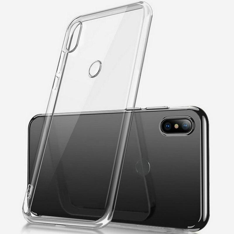 Ultra thin Nature Transparent Soft Silicone TPU Clear Case Cover for Xiaomi MI 8 SE A2 A1 MIX 2 2S Mote 3 Redmi 6 6A 5 PLUS 5A