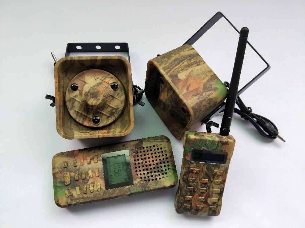 sons camuflagem kit controle remoto