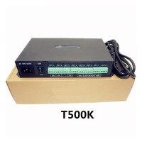 T 300K T500K T600K Volle farbe led pixel modul controller RGB RGBW 8 ports pixel ws2811 ws2801 ws2812b led streifen SD karte online-in RGB-Controller aus Licht & Beleuchtung bei