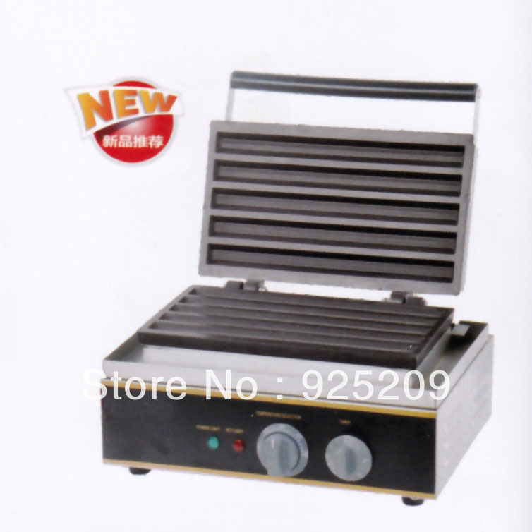 Free shipping ~ Electric 110v 220v Dough Strips Lolly Waffle Stick Churros Maker Machine