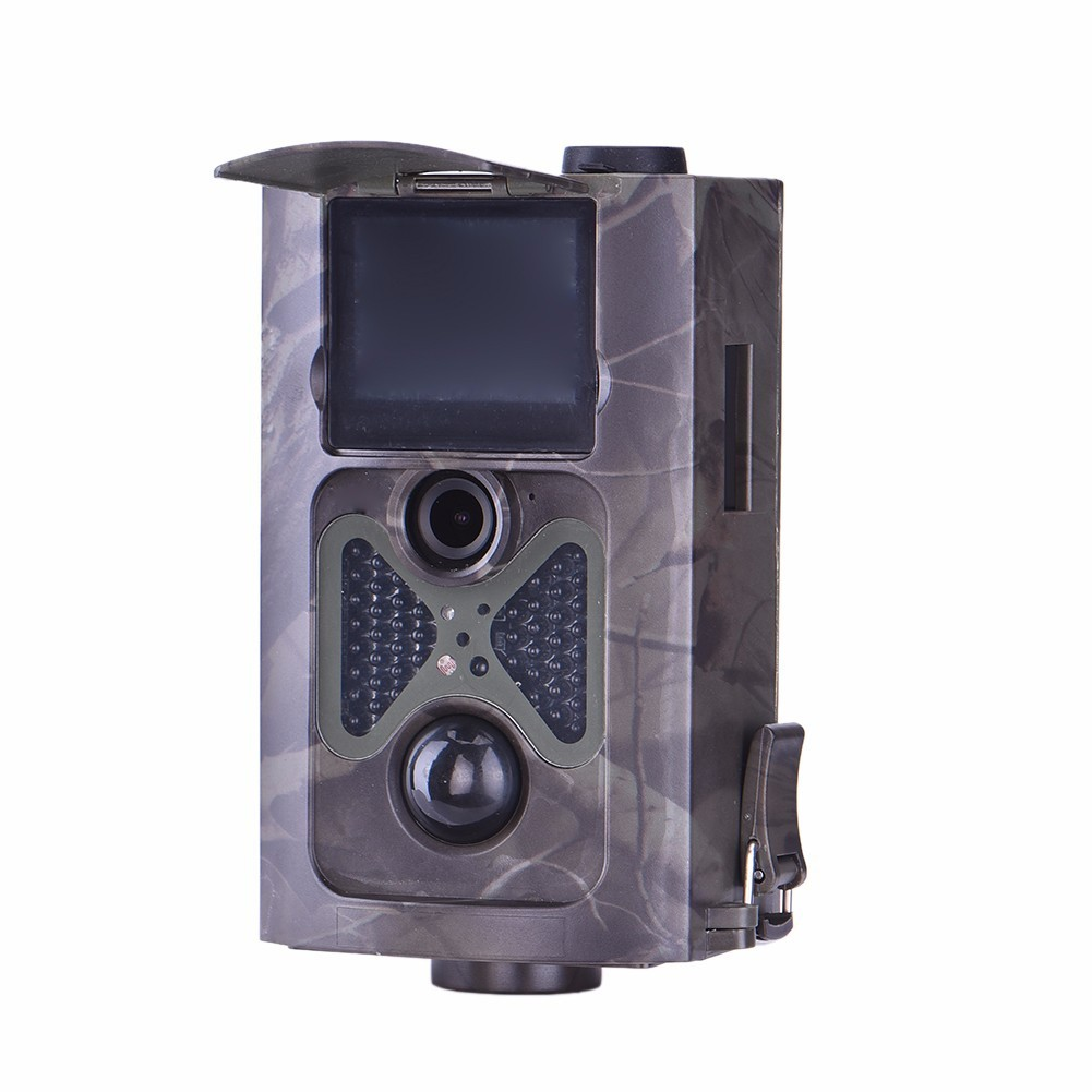 Basic Model HC-500A 12MP Digital Scouting Hunting Trail Camera 940NM Invisible Infrared 2.0' LCD Wildlife Wild Trap Camera 12mp trail camera gsm mms gprs sms scouting infrared wildlife hunting camera hd digital infrared hunting camera