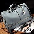 Saco de Ombro das mulheres Genuíno Bolsas de Couro bolsas de luxo mulheres sacos designer de Marca Crossbody Sacos Do Mensageiro