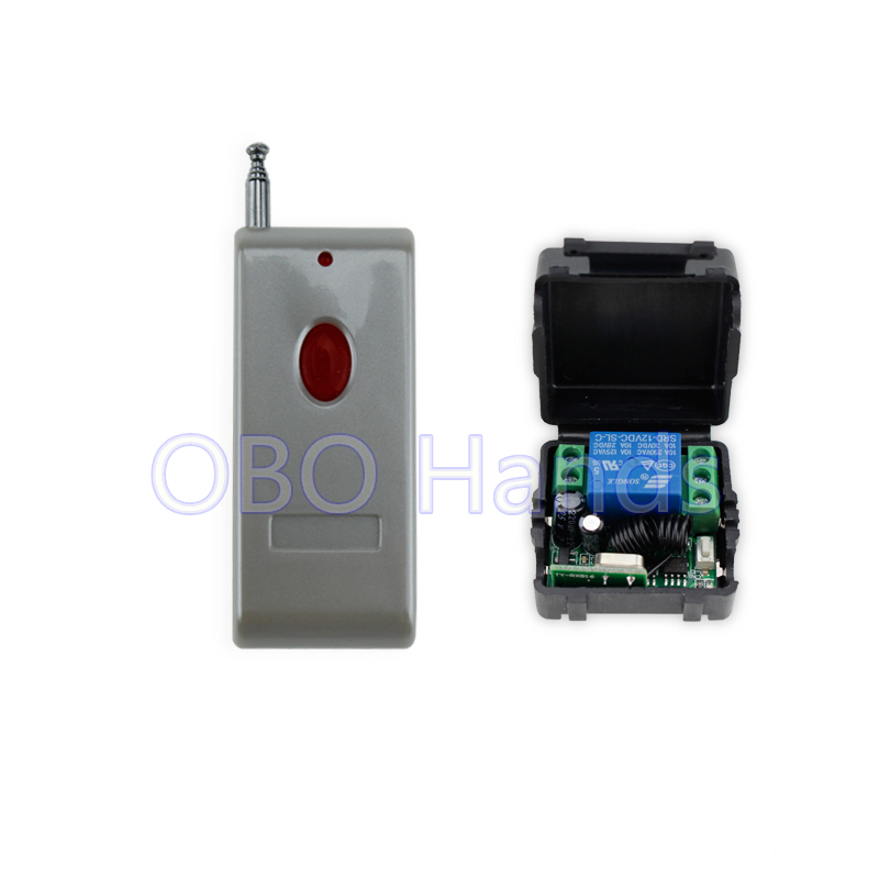 New arrival 315/433MHz 12V access control wireless remote control with receiver+shell for electric door lock can up to 100m-SB11 wireless 315 433mhz 12v 4ch remote control switch receiver shell for door lock can control 4 doors up to 50m for door lock sl34