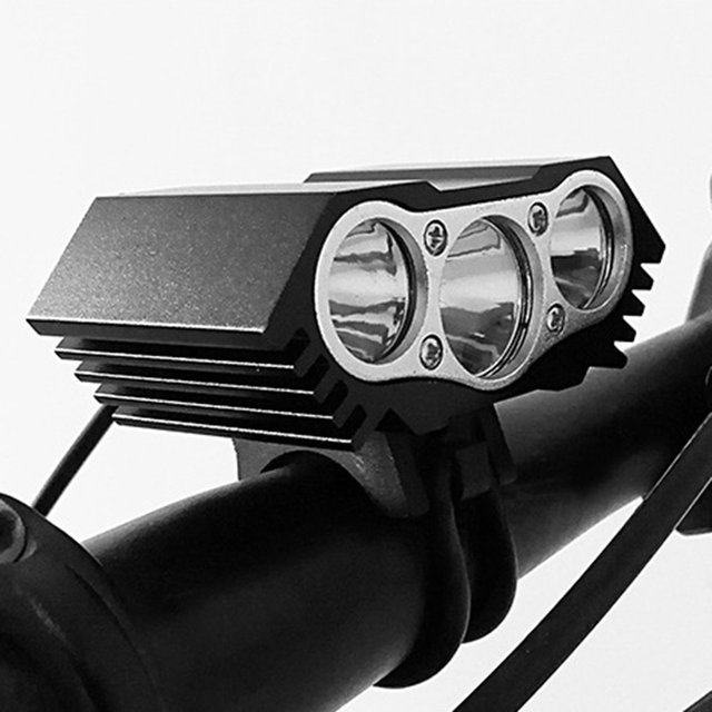 OUTAD X3 Bicycle 3000 Lumen 4 Lighting Modes T6 LED Cycling Bike Front Light