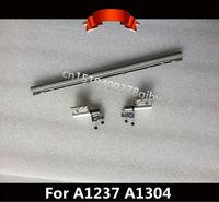 Original 13.3 For MacBook Air A1304 A1237 LCD Hinge cover & LCD hinge Clutch(L&R) & Hinge screw