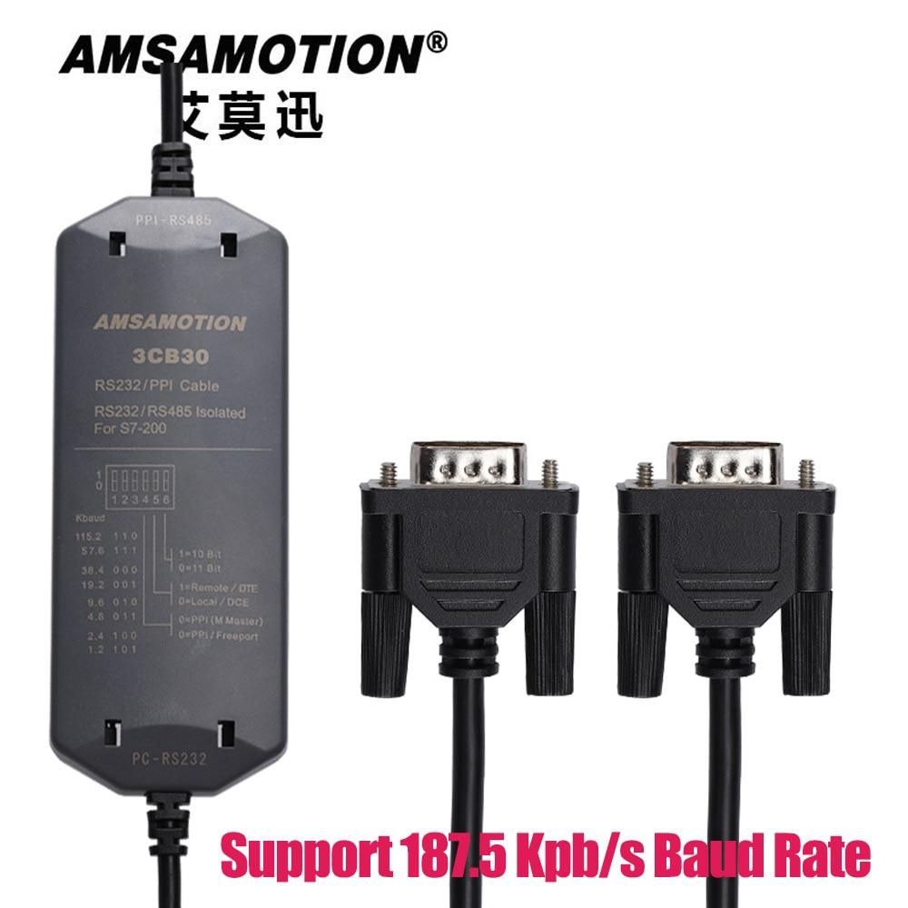 NIB Siemens PLC PC-PPI Cable 6ES7901-3CB30-0XA0