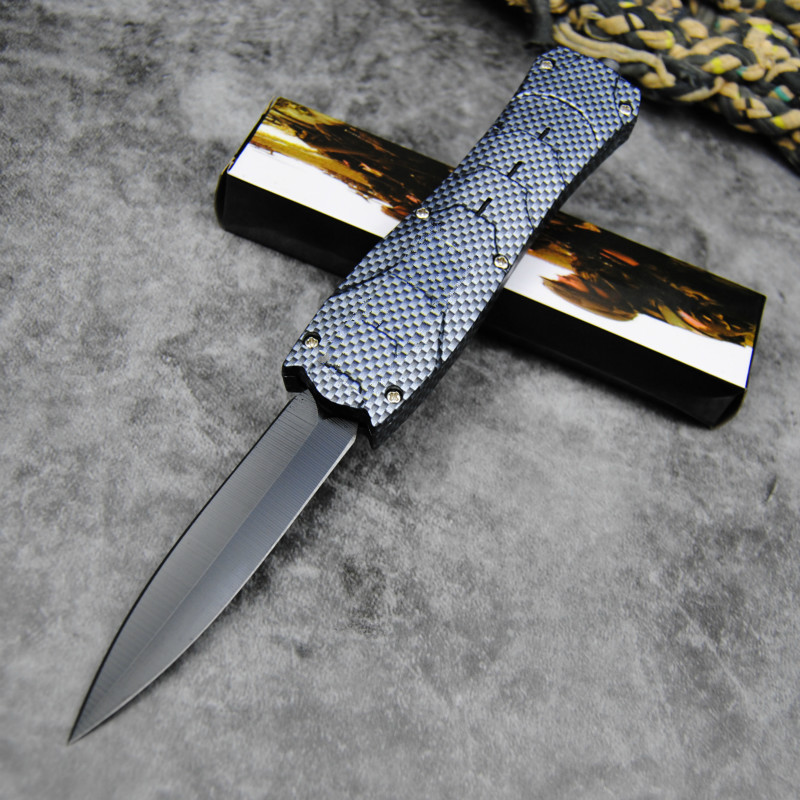 PEGSI  5500  Mosaic Tactical Folding Knife 440C Blade 57HRC Outdoor Camping Hunting Survival Pocket Utility EDC Tools