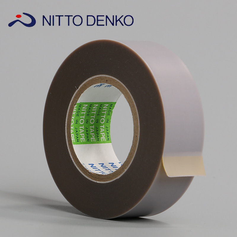 50mmx10m Roll Thickness 0 18mm Adhesive tape coated with single surface silicone adhesive on Fluoroplastic Film