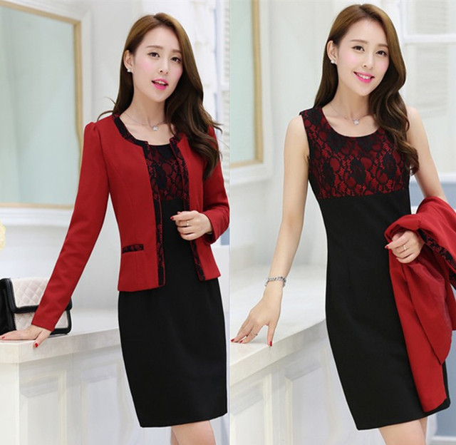 Korean Clothing 30 35 40 Years Old 2017 Autumn Installed New