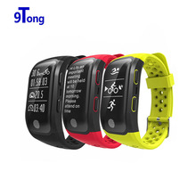 9Tong GPS Smart Band IP68 Waterproof Smart Multifunction Sport Band Heart Rate Monitor Call Reminder Smart Bracelet Watch C2