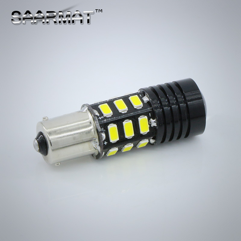 2x 1156 White Error Free Canbus For CREE Chips LED Bulb Backup Reverse Light  For Volkswagen VW TARO TOUAREG TOURAN ruiandsion 2x75w 900lm 15smd xbd chips red error free 1156 ba15s p21w led backup revers light canbus 12 24vdc