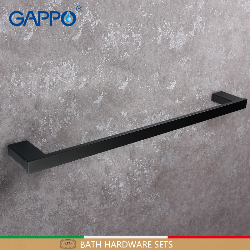 GAPPO Towel bars wall mounted accessories towels bars bathroom towels holders bathroom towels holder                            GAPPO Towel bars wall mounted accessories towels bars bathroom towels holders bathroom towels holder