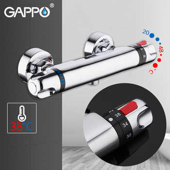 GAPPO Bathtub faucets bathroom mixer tap bath faucets Waterfall taps bath thermostatic shower set bathtub faucet - DISCOUNT ITEM  53% OFF All Category